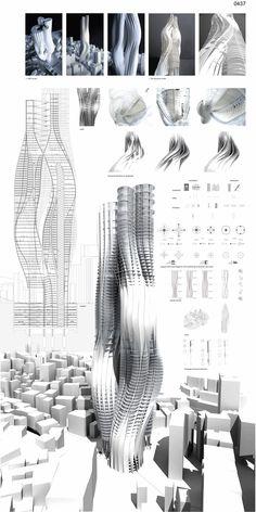 Compressed Complexity- eVolo | Architecture Magazine