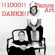 One hour set from Vamos Art! Enjoy :)