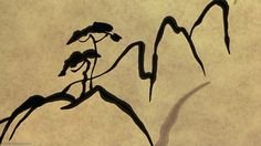 Mulan, brush art 2