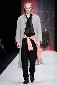Artem Shumov Fall-Winter 2017 Mercedes-Benz Fashion Week Russia
