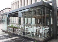 Bobino Bar & Restaurant: il Dehor