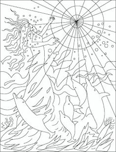 Nicoles Free Coloring Pages Light Adults Therapy Page