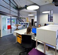 Setter Architects office, Ramat Gan, Setter Architects ltd