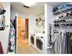 Washer/dryer In Master Closet   I Think Weu0027re Going