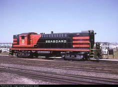 RailPictures.Net Photo: SAL 1472 Seaboard Air Line Baldwin RS-12 at Hamlet, NC, North Carolina by Wharton Separk