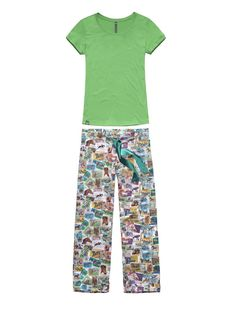 Stampede PJ Trouser Set – Jimmy Hooves