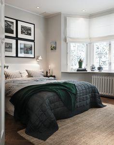 Inspirerande exempel på Svenska hem – Vintervackert modernt sekelskifte - Sköna hem
