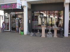 DE buitenkant: Westerstraat 8 in Drachten.