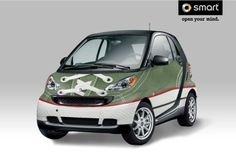 It's a smart converse! LOL. Would you drive this Jill?