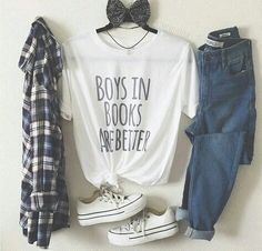 Boys in books are better!