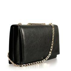 Victoria Beckham Hexagonal Chain Bag | GarmentQuarter