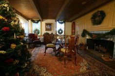 Colonial Christmas at the Historic Jacobus Vanderveer House