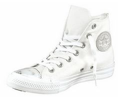 Converse Sneaker Chuck Taylor All Star Brush Off Toecap