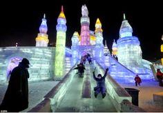 Il Blog di Architettura e Design di StudioAD: La città di ghiaccio