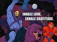 The Affirmations of Skelator