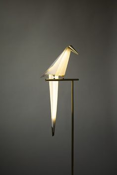 umutyamac.com design brilliant perched bird lights. If you're looking for real feathers in your lighting, visit coldharbourlights.com