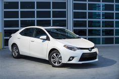 Which Compact Car Is Among The Top 5 In Gas Mileage? Why, This 2014 Toyota  LE Eco, Of Course.