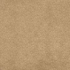 B359 Beige Abstract Curls Microfiber Upholstery by the Yard
