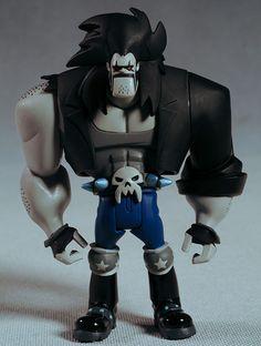 Lobo Justice League Unlimited action figure by Mattel