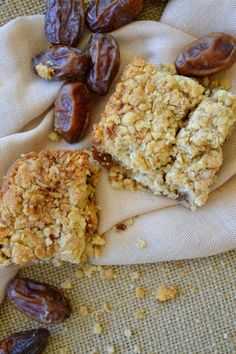 Date Squares. These are absolutely amazing!!