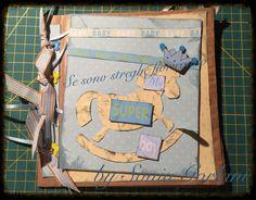 Album realizzato con i sacchetti del pane