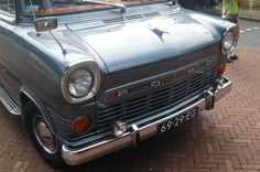 1967 - Ford Transit - front (2)