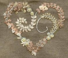 Embellished Heart