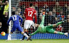 David de Gea vs Chelsea 12/28/2015
