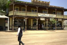 The only lodging in Tombstone with a balcony overlooking the Old West's most famous street – Allen Street. , the Silver Nugget includes an old fashioned ice cream parlor, as well as a gift shop featuring unique Southwestern gifts and clothing. A large dining facility is available for weddings, meetings, luncheons, parties, and other gatherings.