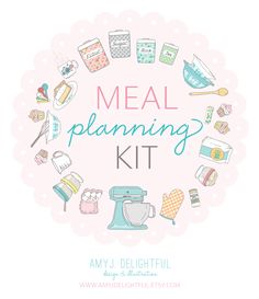 a guest post and free printables from AmyJ ♥