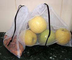 Produce net bags