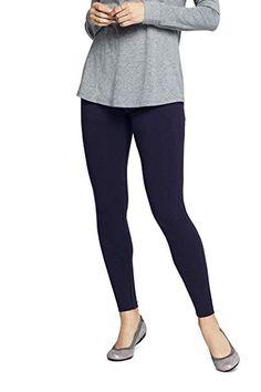 Navy leggings- Women's Starfish Knit Leggings from Lands' End Petite Leggings, Navy Leggings, Knit Leggings, Smart Casual Office, Fashion Hub, Costume Shop, Lycra Spandex, Lands End, Black Jeans
