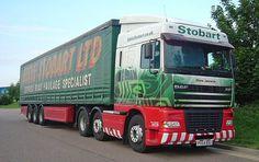 eddie stobart daf - Google zoeken Eddie Stobart Trucks, New Trucks, Cars And Motorcycles, Vehicles, Classic, Google, Image, Marriage, Derby
