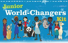 The Junior World-Changers Kit The Junior World-Changers Kit is a fun and practical resource for teachers to introduce younger students to social justice issues and activism. Through Free The Children's Educate, Empower, Engage model, the Kit uses hands-on activities that help students understand the daily reality for many of their peers around the world, while …