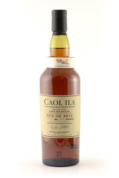 Caol Ila Single Cask Feis Ile 2010, 61,9%