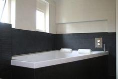 Moderne Badkamer Ideeen : Beste afbeeldingen van badkamer ideeën bathroom ideas flush