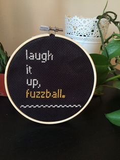 Star Wars Inspired Han Solo Quote Cross Stitch by DesignsByLines