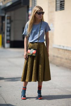 The Style Has Spoken: Skirting the Issue