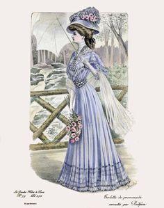 1907 Fashion Plate #5