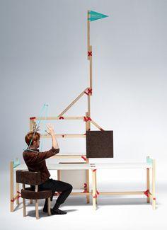 Patch Project DIY furniture by Beza Projekt #design