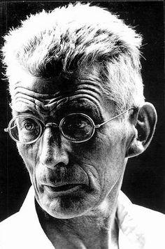 The Creators. Samuel Beckett (1906-1989) Irish novelist, playwright, theatre director and poet