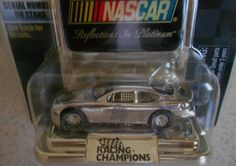NASCAR 1999 RACING CHAMPIONS PLATINUM PLATED #94 BILL ELLIOTT 1:64 SCALE STOCK CAR FREE SHIPPING!!!