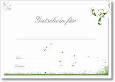 Gutschein ausdrucken Vorlage kostenlos | Einschulung | Pinterest | Gift