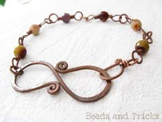 Bracciale Terra | Handmade by Beads and Tricks