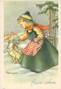 Maria-Pia-Child-Augurale-FG-postcard-cartolina-KS5825