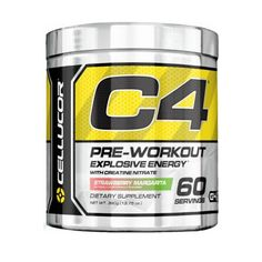 Mic's Body Shop Angebote CELLUCOR C4 195g/Strawberry MargheritaIhr QuickBerater