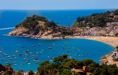 Wishing I was back along the coast of Spain...