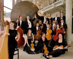 Bergens Filharmoniske Orkester ved strykerne