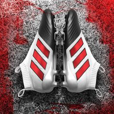 Adidas Lace-less Cleats