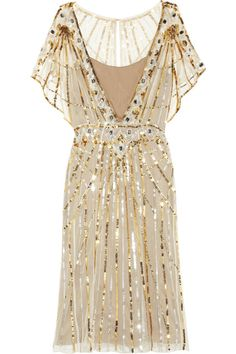 A sparkly dress for everyone!